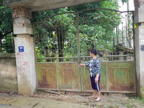 Chuong My, Ha Noi: Co hay khong hanh vi chiem doat tai san? - Anh 1