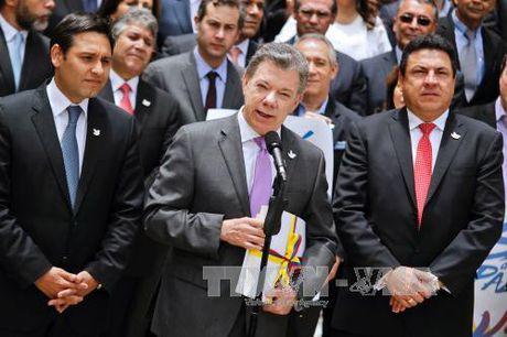 Colombia va FARC ben bi voi thoa thuan hoa binh moi - Anh 1
