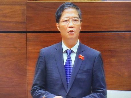 Bo truong Tran Tuan Anh: Co the xu ly hinh su ve sai pham o cac sieu du an - Anh 1