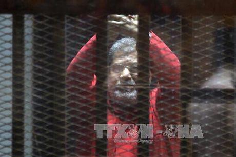 Ai Cap huy an tu hinh voi cuu Tong thong Morsi - Anh 1
