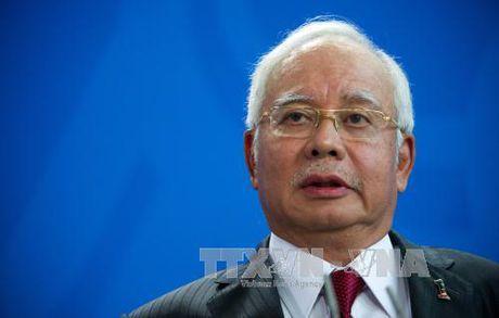 Thu tuong Malaysia bay to quan diem ve tranh chap Bien Dong - Anh 1