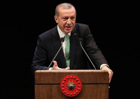 Erdogan: Nguoi dan Tho Nhi Ky se quyet dinh co gia nhap EU hay khong - Anh 2