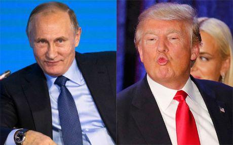 Putin-Trump nhat tri no luc 'binh thuong hoa quan he Nga-My' - Anh 1