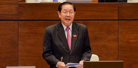 Thu tuong va 4 Bo truong se dang dan tra loi chat van - Anh 4