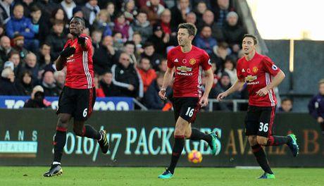 MU: Dau Arsenal, Mourinho hay tin dung Carrick - Anh 2