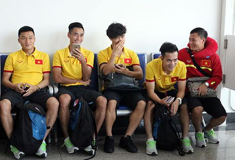 DT Viet Nam tuoi het co di chinh phuc AFF Cup - Anh 11