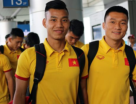 DT Viet Nam tuoi het co di chinh phuc AFF Cup - Anh 2