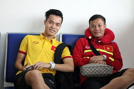 DT Viet Nam tuoi het co di chinh phuc AFF Cup - Anh 7