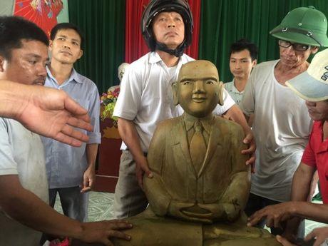 Thanh Hoa: Nao vet dam tom phat hien mot buc tuong la - Anh 1