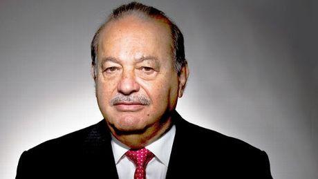 Ty phu 'Warren Buffet cua Mexico': Choi co phieu khi moi 12 tuoi - Anh 1