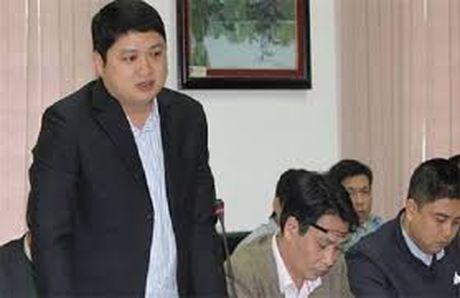 Bo Cong Thuong tam dinh chi cong tac doi voi ong Vu Dinh Duy tu 15/11 - Anh 1
