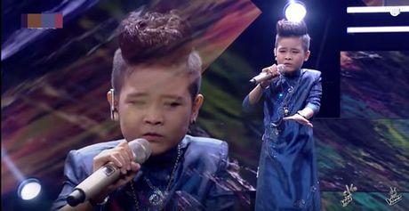 Nhat Minh vao Top cac quan quan 'The Voice Kids' xuat sac nhat the gioi - Anh 1