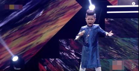 Nhat Minh vao Top cac quan quan 'The Voice Kids' xuat sac nhat the gioi - Anh 2