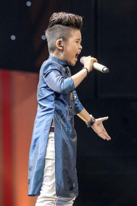 Nhat Minh vao Top cac quan quan 'The Voice Kids' xuat sac nhat the gioi - Anh 3