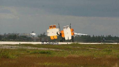 Nga lan dau trien khai tiem kich hang nang MiG-31BM toi Syria - Anh 1