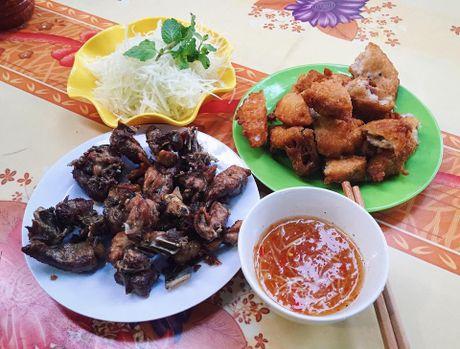 Banh ap chao nhan thit vit chuan vi Cao Bang - Anh 3