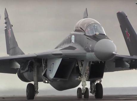 Roi tiem kich tau san bay MiG-29K cua Nga: Bi truc trac van sang Syria? - Anh 2