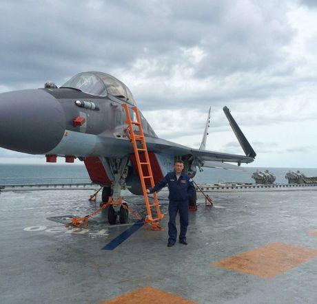 Roi tiem kich tau san bay MiG-29K cua Nga: Bi truc trac van sang Syria? - Anh 4