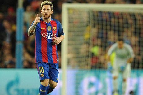 Ro ri tin Messi chia tay Barca - Anh 1