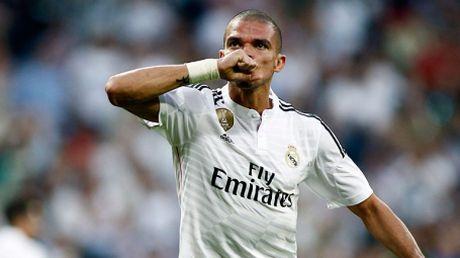 Jose Mourinho muon dua Pepe ve voi 'Quy do' - Anh 3