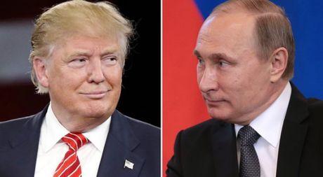 Tong thong Putin va ong Trump dien dam: 'khong thoa man' voi quan he Nga - My - Anh 1