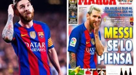 Lionel Messi chia tay Barcelona sau nhieu nam gan bo? - Anh 1