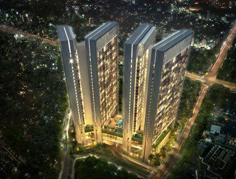 Dolphin Plaza: Khong gian nghi duong Home resort tren tam cao cua Ha Noi - Anh 1