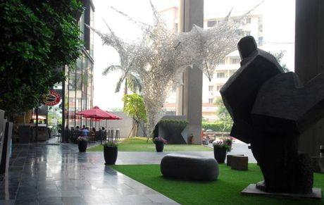 Dolphin Plaza: Khong gian nghi duong Home resort tren tam cao cua Ha Noi - Anh 2