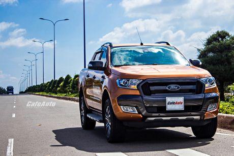 Ford Viet Nam ban chay nho vao Ranger, EcoSport va Transit - Anh 1