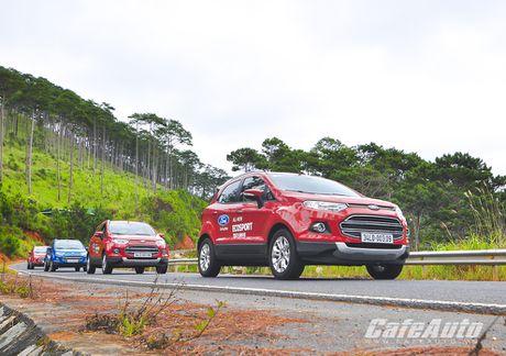 Ford Viet Nam ban chay nho vao Ranger, EcoSport va Transit - Anh 2