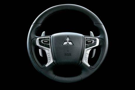 Mitsubishi Triton co them trang bi dong co diesel 2.4 MIVEC - Anh 4