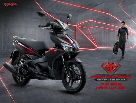 Honda bat ngo ra Air Blade 125cc den mo gia 40 trieu dong - Anh 1