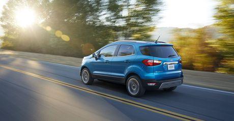 Xem truoc Ford Ecosport 2018 truoc them Los Angeles Auto Show - Anh 2