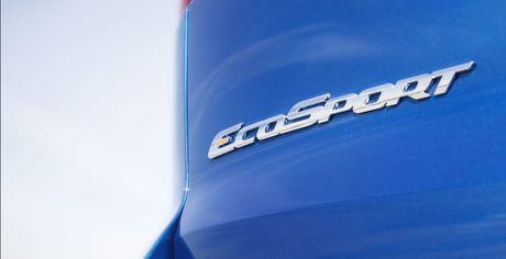 Xem truoc Ford Ecosport 2018 truoc them Los Angeles Auto Show - Anh 7