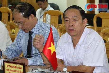 Phoi hop trien khai du an thuy loi tai Kham Muon dam bao tien do, chat luong - Anh 4