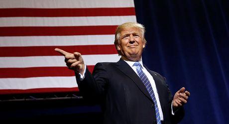 Ong Trump muon phat trien quan he manh me va lau dai voi Nga - Anh 1