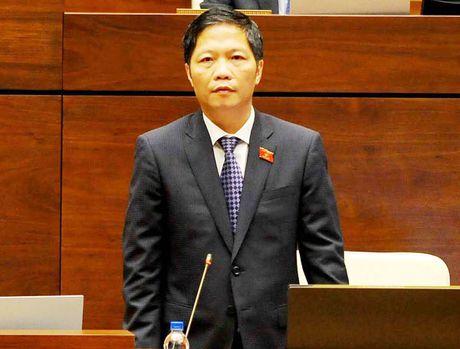 Bo truong Cong thuong: Khong phai chuyen danh doi muoi lay thep o Ca Na - Anh 1