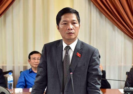 Chat van Bo truong Cong Thuong ve cac du an nghin ty 'dap chieu' - Anh 1