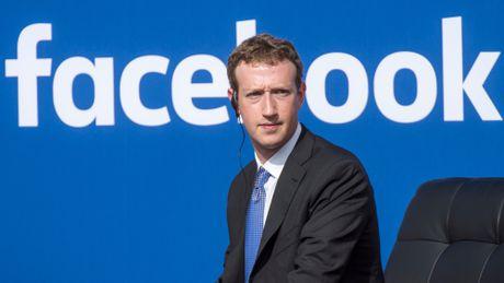 Mark Zuckerberg phu nhan don doan noi Facebook da co tac dong den bau cu My - Anh 1