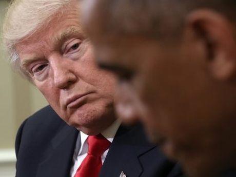 Tong thong Obama se phai tran an cac dong minh ve cac tuyen bo cua Trump - Anh 1