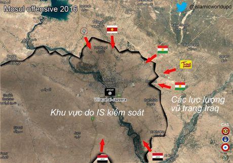 Chum video chien su: IS tu chien Mosul, tham bai can ke - Anh 1