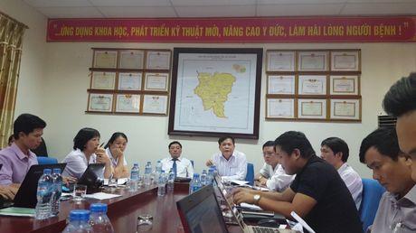 Bac Ninh: Hop bao vu be so sinh tu vong tren ban mo - Anh 2