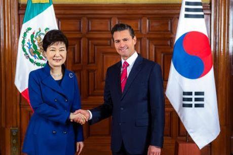 Mexico va Han Quoc se ky FTA vao nam 2017 - Anh 1
