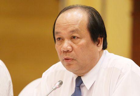 Nhieu phuong an ky luat hanh chinh ong Vu Huy Hoang - Anh 1