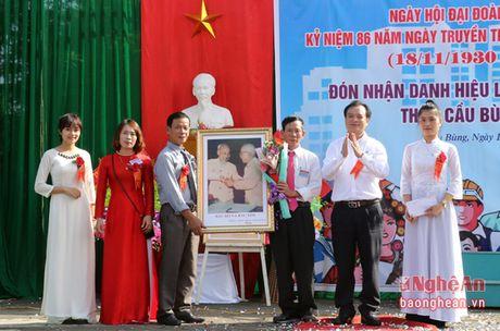 Truong ban Tuyen giao Tinh uy du Ngay hoi Dai doan ket tai Dien Chau - Anh 3