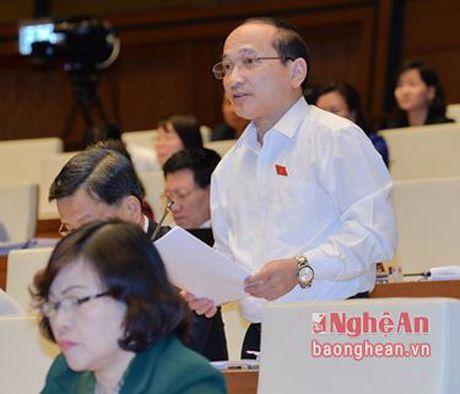 Dai ta Nguyen Huu Cau: 'Co the quy trinh khong sai nhung can bo da lam sai' - Anh 2
