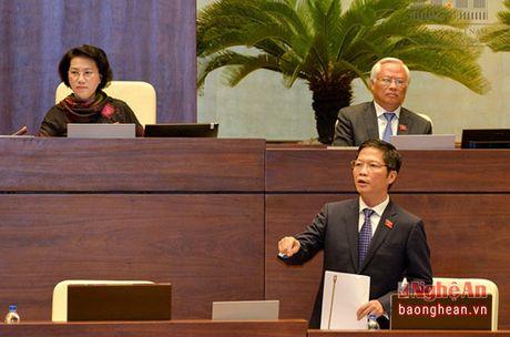 Dai ta Nguyen Huu Cau: 'Co the quy trinh khong sai nhung can bo da lam sai' - Anh 3