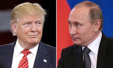 Putin gui gam niem tin lon o Trump - Anh 1