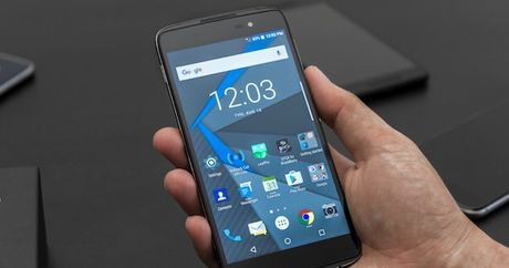 BlackBerry ra mat smartphone sieu bao mat DTEK60 - Anh 1