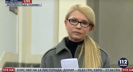 Cuu 'thu tuong toc vang Ukraina' keu goi dan chung tham gia Maidan lan 3 - Anh 1